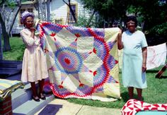 African-American Quiltmakers in North Louisiana: A Photographic Essay