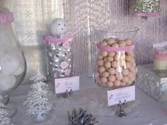 """Photo 2 of 13: Pink Winter / Baby Shower/Sip & See """"Pink Winter Baby Shower"""" 