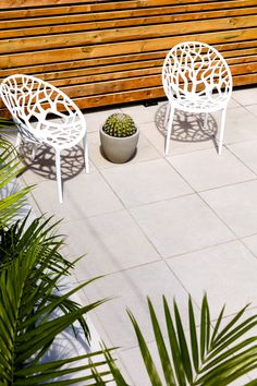 Patio inspiration.  Contemporary landscape ideas for patios, pools and backyards.