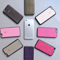 Which one ? İphonecase 6/6plus #techfashion #iphoneonly #iphonecase #cover #iphonekılıf #derikılıf #deriaksesuar #serapaktugleathergoods