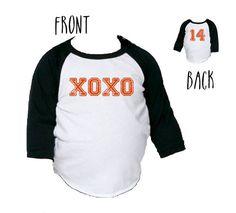 BRAND NEW PREORDER XoXo Valentine's Day Jersey In by SaSeaDecor