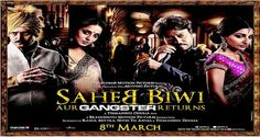 Saheb Biwi Aur Gangster Returns movie review.