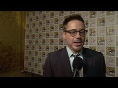 Avengers: Age of Ultron: Comic-Con 2014: Robert Downey Jr. Interview --  -- http://www.movieweb.com/movie/avengers-age-of-ultron/comic-con-2014-robert-downey-jr-interview