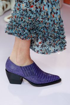 Vogue's Ultimate Shoe Trend Guide Spring/Summer 2018 | British Vogue