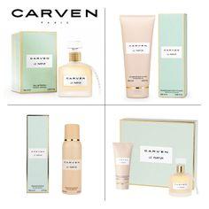 Un grande classico dell'eleganza: la linea di profumi #Carven... Trova il prodotto adatto alle tue esigenze su #MarsiliStore, il tuo #concept store! - Carven Eau De Toilette --> http://bit.ly/1oYEZUG - Carven Latte Corpo --> http://bit.ly/1owXhZJ - Carven Deodorante --> http://bit.ly/1jUuAS5 - Carven Cofanetto --> http://bit.ly/1kEhpdh