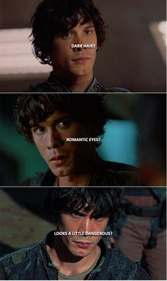 """That's my type of guy"" 