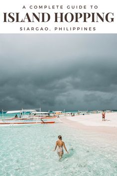 Guyam Island, Naked Island and Daku Island! A complete guide to the best of Siargao! Amazing Destinations, Holiday Destinations, Travel Destinations, Places Around The World, Around The Worlds, Travel Inspiration, Travel Ideas, Travel Tips, Siargao Philippines