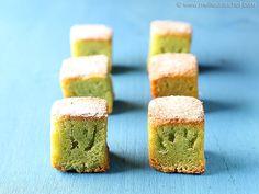 Biscuit pistache frangipane (sans gluten) - 120g de pâte pistache 6 oeufs sucre glace poudre d amandes