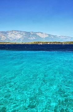 Sedir Island, Turkey. http://traveloxford.blogspot.com/2014/02/sedir-island-turkey.html