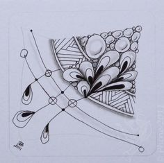 Zendoodle-Wege: Zentangle®