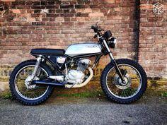Honda CB125 Twin - Scrambler Motos Haut-Rhin - leboncoin.fr