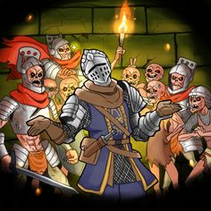 Dark Souls,песочница,DS art