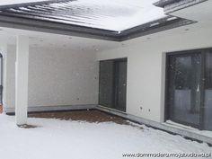 blog budowlany - mojabudowa.pl Bungalow House Design, 3 Bedroom House, Dream House Plans, House Ideas, Outdoor Decor, Photos, Home Decor, Fuller House, Houses