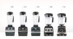Comparing the right blenders...Vitamix Blenders...
