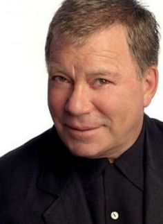 William Shatner. Born in 1931 in Canada. He is an actor, director, author, and singer. Married 4 times and has 3 daughters. Best known for tv series Star Trek and Boston Legal and movies Miss Congenialty.