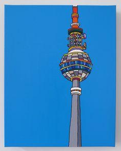 Ryu Itadani - Berlin tower