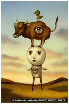 ✯ Balance .. Artist Naoto Hattori✯