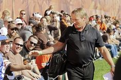 Inside Jon Gruden's 'Maniacal' Obsession with Football