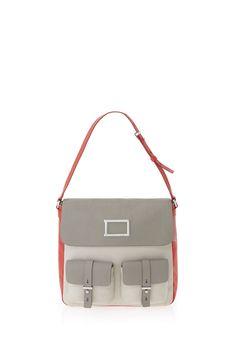 Werdie Colorblocked Morgan Handbag -  Marc By Marc Jacobs