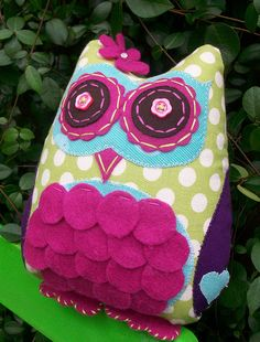Free Owl Pillow Pattern | Recent Photos The Commons Getty Collection Galleries World Map App ...