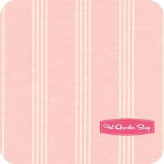 Athill Range Pink Salter's Stripe Yardage SKU# 35218-11 - Fat Quarter Shop