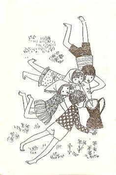 hanna czajkowska dzieci z bullerbyn