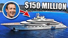 10 Most Expensive Things Owned By Mark Zuckerberg Rich Boy, Super Yachts, Most Expensive, Toys For Boys, Viral Videos, Motor Yachts, Youtube, Bank Account, Wealth