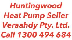 Heat Pumps Huntingwood