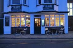 Floods Bistro 19 Custom House Quay Weymouth DT4 8BG, United Kingdom +44 1305 772270  http://www.tripadvisor.co.uk/Restaurant_Review-g190817-d1628102-Reviews-Floods_Restaurant-Weymouth_Dorset_England.html