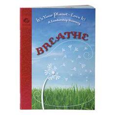 """BREATHE"" CADETTE JOURNEY BOOK"
