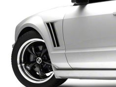 Front fender vents, pre-painted - SN (Sonic Blue) - $329.99