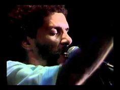 Gonzaguinha (brazilian late singer) live in Rio de Janeiro, 1981: Sangrando (love song)