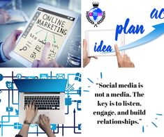 """Social media is not a media. The key is to listen, engage, and build relationships."" #GMM #marketingagency   #marketing101    #marketingplan    #marketinglife    #marketingsocial  #facebookmarketing  #twittermarketing  #instagrammarketing   #instamarketing  #marketingteam   #marketingstrategies   #marketingdirector   #socialmedia   #socialmediamarketing"