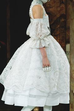 Alexander McQueen, fall/winter 2013