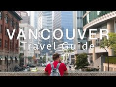 Here's our Essential 🇨🇦 Vancouver 🇨🇦 Travel Guide, giving you EVERYTHING you need to know to travel better on your own Canadian adventure! Vancouver is one o. Vancouver Travel, Travel Guide, Travel Ideas, British Columbia, Attraction, Documentaries, Canada, Neon Signs, Wellness