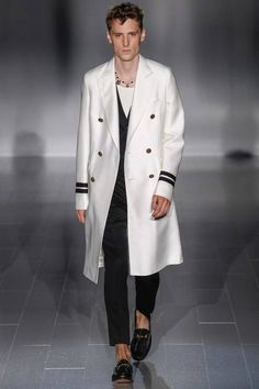 GUCCI Spring/ Summer 2015 collection MILANO MENSWEAR