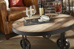 #Décoration #Industrielle #Tradition #Campagne #Table #Home #Amadeus