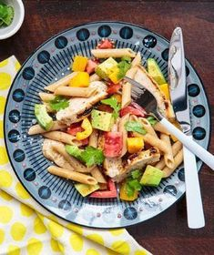 1000 Images About Summer Salads On Pinterest Cold Pasta