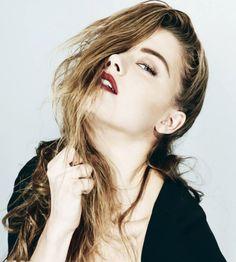 Amber Heard Looks Stunning In New Jalouse Magazine Photos - Airows
