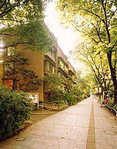 青山同潤会アパート 3