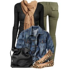 """""""Fall Wear"""" by uniqueimage on Polyvore"""
