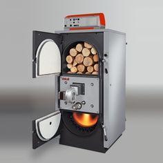 Unical Gasogen Wood Boiler http://www.cleantechbase.com/product/unical-gasogen-wood-boiler