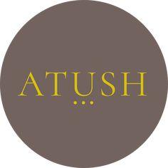 ATUSH Jewelry Websites, Company Logo, Tech Companies, Logos, Logo