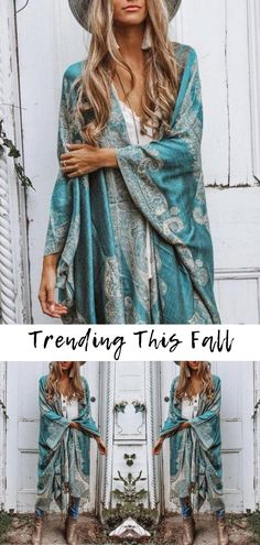 Boho Outfits, Pretty Outfits, Fall Outfits, Casual Outfits, Fashion Outfits, Love Fashion, Autumn Fashion, Vintage Fashion, Womens Fashion