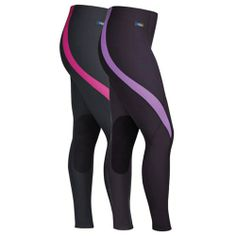 Irideon Kids Issential Silhouette Tight - The contrasting contoured panel backed with power mesh highlights all your best features and draws the eye to your perfect form. Go on, show your sporty side! Made in the USA.