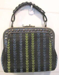 Roberta Di Camerino Handbag by MISSVINTAGE5000 on Etsy