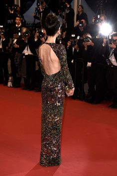 'Shan He Gu Ren' Premiere - The 68th Annual Cannes Film Festival