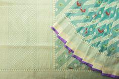 Shivangi Kasliwaal Banarasi Silk Sari