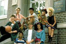 degrassi junior high 1980's