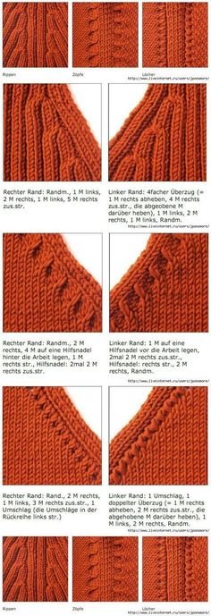 Raglan stricken, Raglan stricken, You are in the right place about Knitting Techniques edges Here we offer you the most beautiful pictures a Knitting Basics, Knitting Help, Knitting Stiches, Hand Knitting, Knitting Machine, Knitting Designs, Knitting Projects, Knitting Patterns, Crochet Patterns